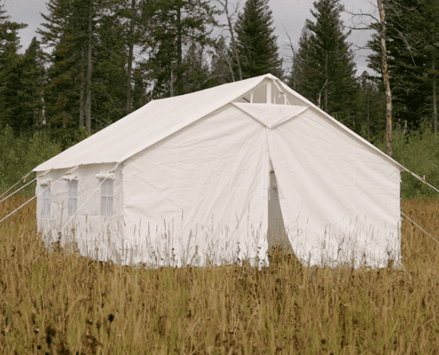 PHOTOS & Elk Mountain Tents - Canvas Tents Wall Tents Hunting Tents ...