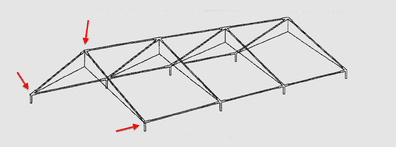 Wall Tent Rafters