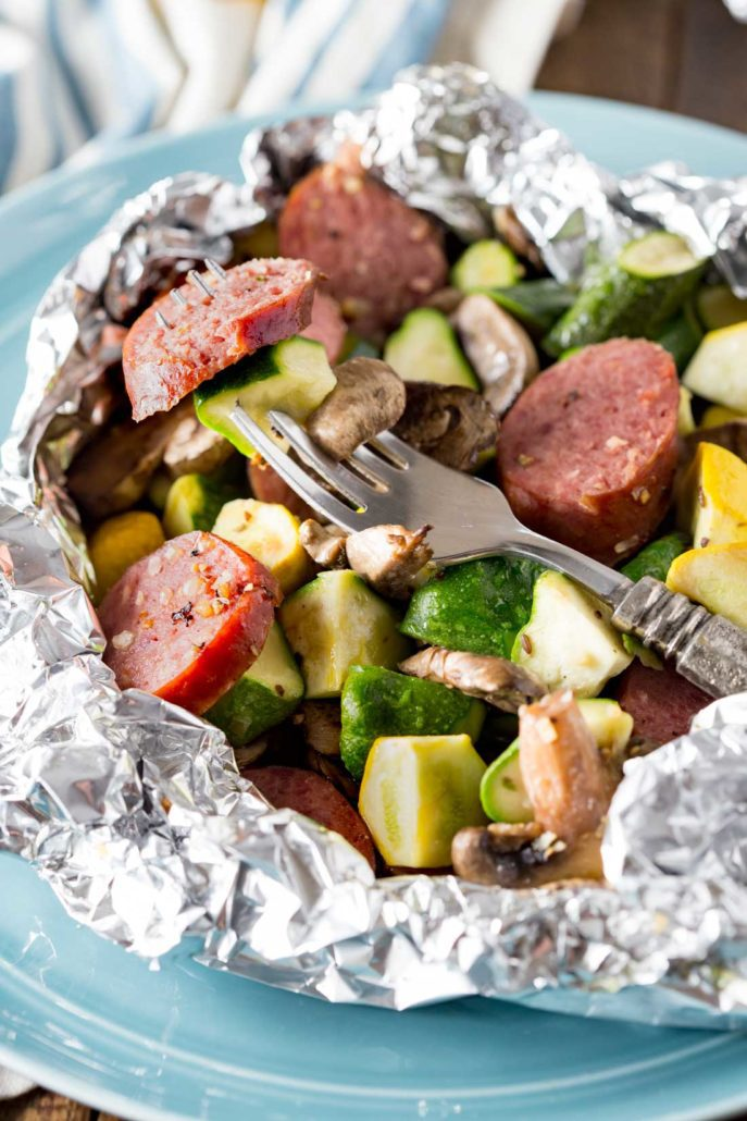 , 5 HEALTHY AND EASY-TO-PREPARE CAMPING MEALS
