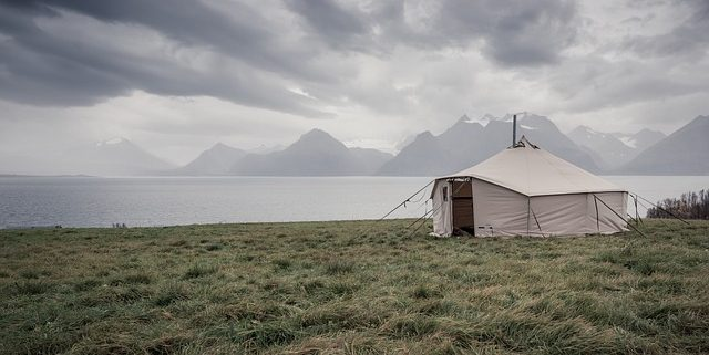 , Camping for all seasons