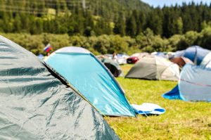 , Different Types of Tents and Canvas Tents