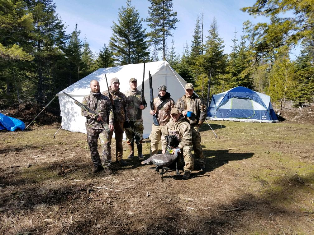 best hunting tent