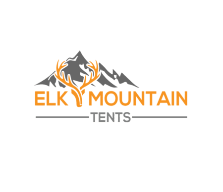 elk mountain tents logo