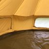 bell tent windows