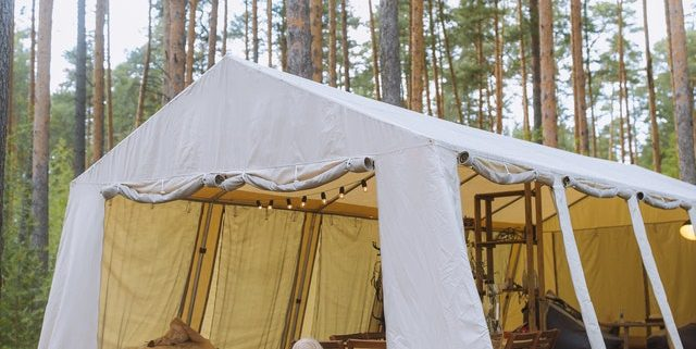 Large Group Tents